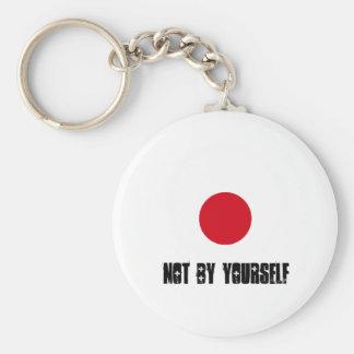 NBY Japan Keychains Rund Nyckelring