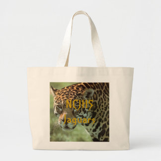 NCJHS-jaguar hänger lös Jumbo Tygkasse