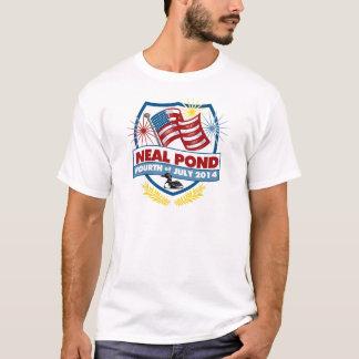 Neal damm 2014 - emblem t-shirts