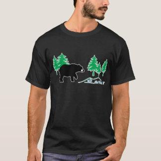 Neal dammbjörn tee shirt