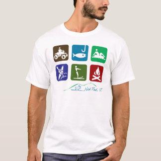 Neal dammrekreation tshirts