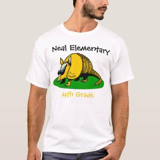 Neal fjärde klass tee shirt