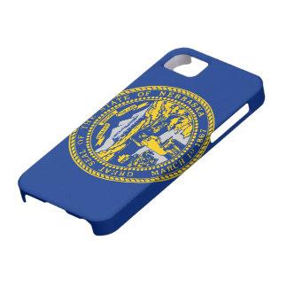 Nebraska flagga iPhone 5 skal