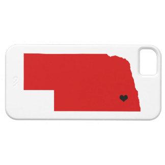 Nebraska iPhone 5 Hud