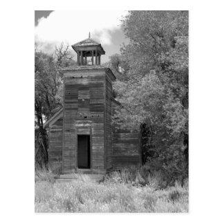 Nebraska kyrka vykort