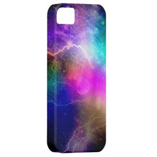 Nebulagalax i rymden iPhone 5 fodral