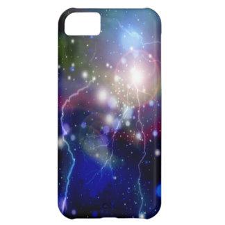 Nebulagalax i rymden iPhone 5C fodral