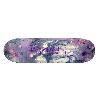 NebulaSkateboarddäck Skateboard Bräda 21,5 Cm