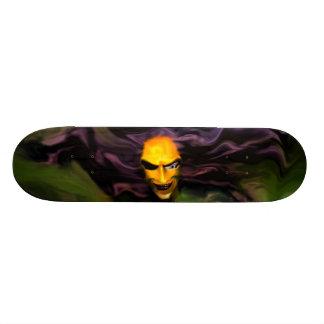 necromancer skateboard bräda 20 cm