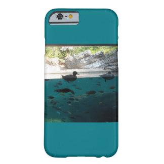Nedanfört ytaankorna/det mobila fodral för fisk barely there iPhone 6 skal