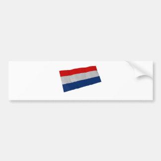 Nederländerna Bildekal