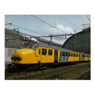 Nederländerna elbilar för Ry MU Vykort