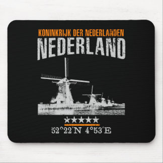 Nederländerna Musmatta