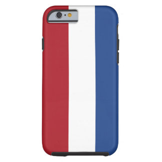 Nederländernaflagga Tough iPhone 6 Case