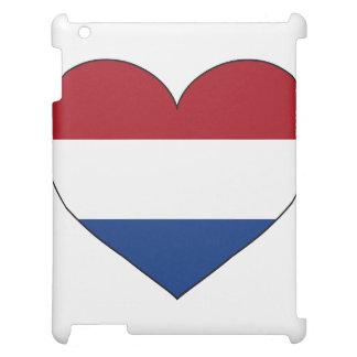 Nederländernan sjunker enkelt iPad mobil skal