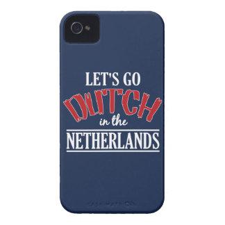 Nederländskt blackberry boldfodral, anpassade iPhone 4 cases