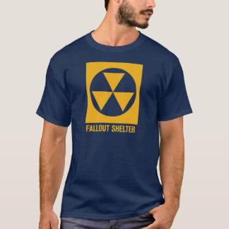 Nedfallskydd undertecknar skjortan t-shirt