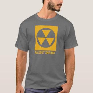 Nedfallskydd undertecknar skjortan t shirt