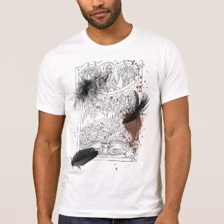 Nedgång av den Lucifer T-tröja T Shirts