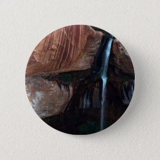 Nedgångar för vatten för amerikankanjonberg och standard knapp rund 5.7 cm