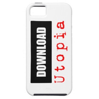 nedladdning utopia iPhone 5 Case-Mate skal