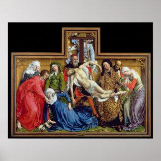 Nedstigning från kor, c.1435 poster