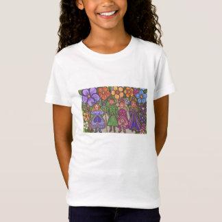 Nee Folk - felika land royalty - konstför barn T Shirts