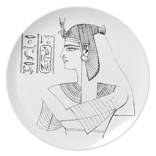 Nefertari Tallrik