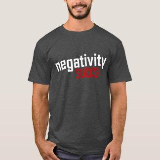 Negativity SUGER! Utslagsplats Tee