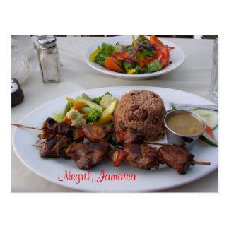 Negril Jamaica vykort