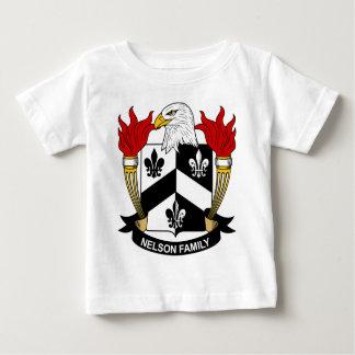 Nelson familjvapensköld t-shirts