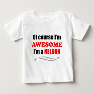 Nelson fantastiskfamilj t-shirts
