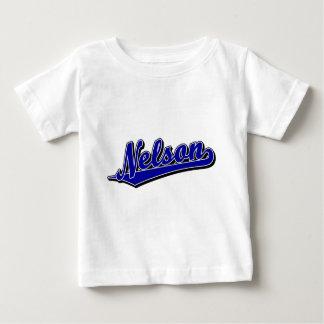 Nelson i blått t shirts