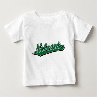 Nelsons i grönt t-shirt