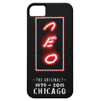 NEO CHICAGO ORIGINAL iPhone 5 CASES