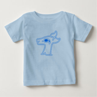 Neonblåtthjort Tee Shirt