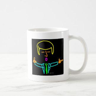 NeonDonald produkter Kaffemugg