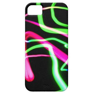 Neonfärger tänder den skraj dansen dis för iPhone 5 Case-Mate skal