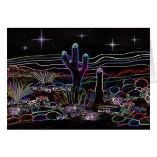 NeonökenStary natt OBS Kort