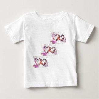 NeonSandhjärtor Tee Shirts