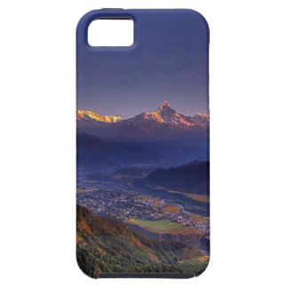 Nepal Mount Everest: Glaciärer sjöar som är iPhone 5 Case-Mate Fodral