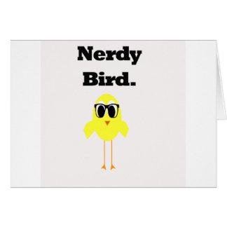 NerdBird850X850.gif Hälsningskort