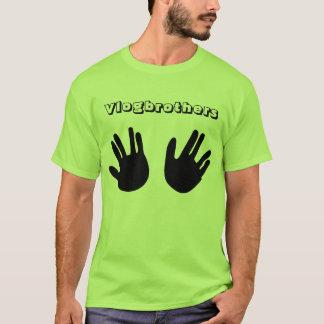 Nerdfighter händer tee shirt