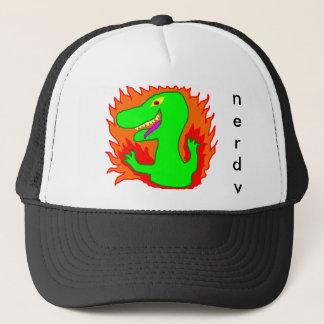 Nerdy nerdy truckerkeps