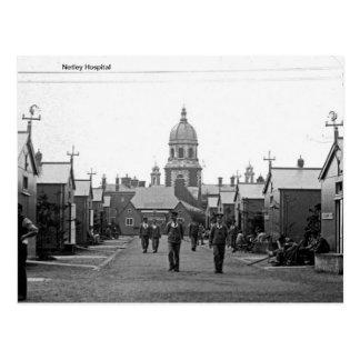 Netley kungligt Victoria sjukhus - Hampshire Vykort