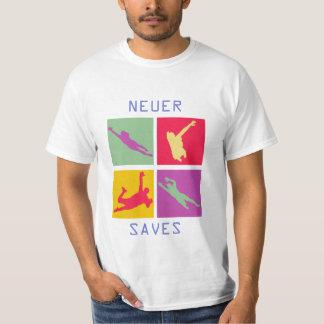 Neuer sparar utslagsplatsskjortan tröja