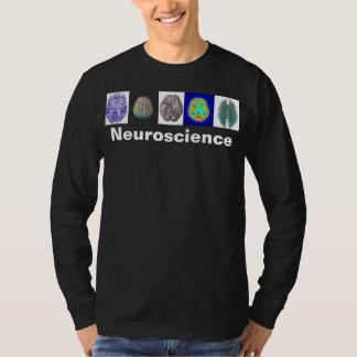 Neurosciencehjärnutslagsplats LS T Shirts