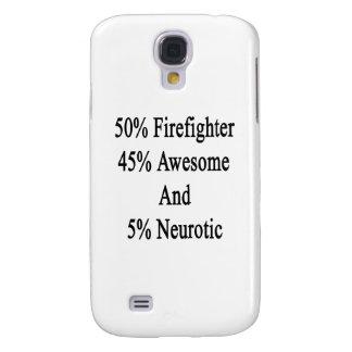 Neurotiker 45 och 5 enorm brandman för 50 galaxy s4 fodral