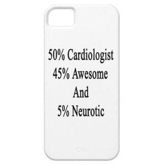 Neurotiker 45 och 5 enorm Cardiologist för 50 iPhone 5 Cases