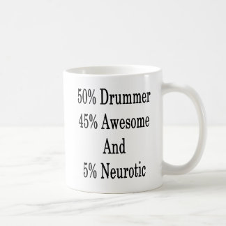 Neurotiker 45 och 5 enorm handelsresande för 50 kaffemugg